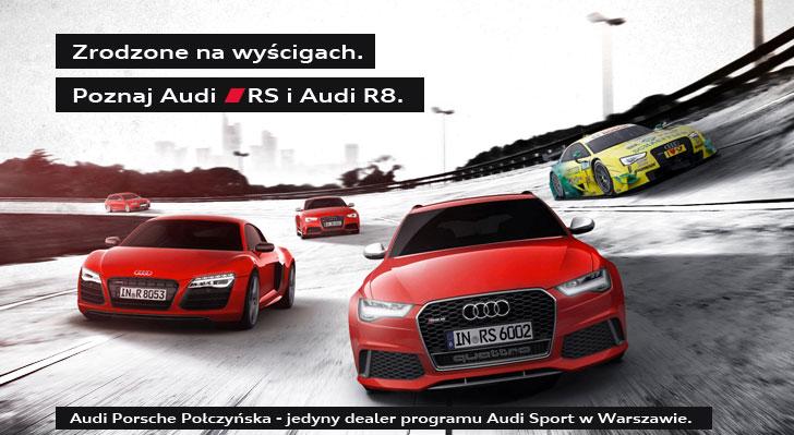 Poznaj Audi RS!