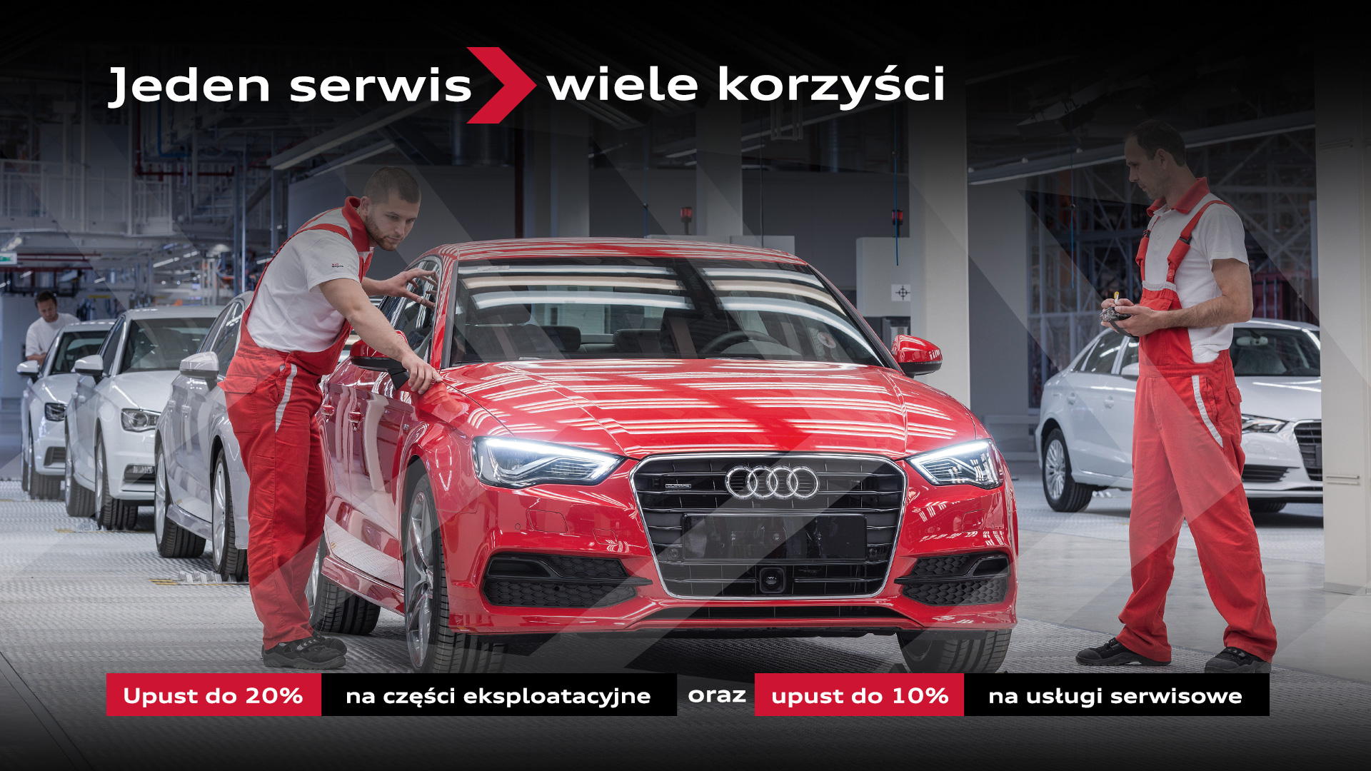 Serwis Audi